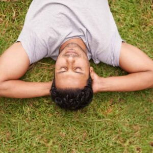 Feeling Stressed? Earthing Can Help