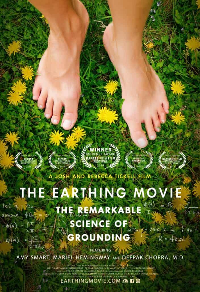 The Earthing Movie Poster